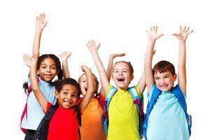 Les enfants émotionnellement intelligents jouent mieux à l'école