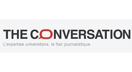 theconversation-logo et article intemotionnelle Intelligence émotionnelle