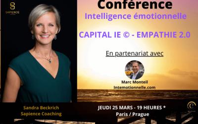Conférence Intelligence émotionnelle et Empathie